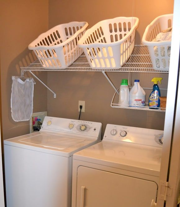 What does your laundry room look like?