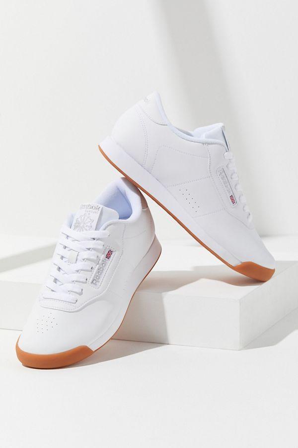café Equipo Encogimiento  Slide View: 5: Reebok Princess Gum-Sole Sneaker | Reebok princess,  Sneakers, Trendy womens sneakers