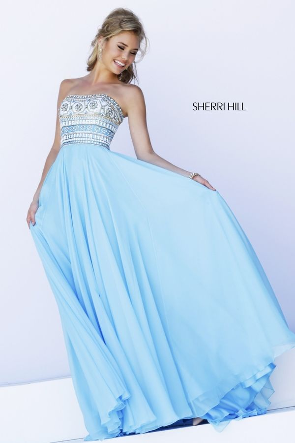 1031 best Sherri Hill images on Pinterest | Abendkleid ...