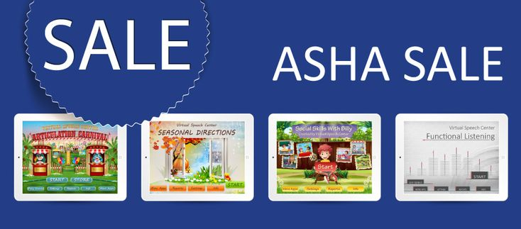 12 best auditory processing apps images on pinterest speech every year we celebrate asha convention with our app sale and this year we would like to offer you 4 of our apps at discounted prices fandeluxe Image collections