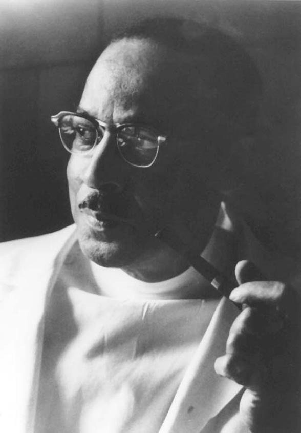 Vivien Thomas - African-American surgical technician who developed the procedures used to treat blue baby syndrome in the 1940s
