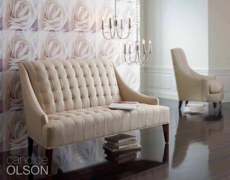 Thereu0027s Just Nothing Like A Chandelier To Add Splashy Drama To A Space! The  SHELBY