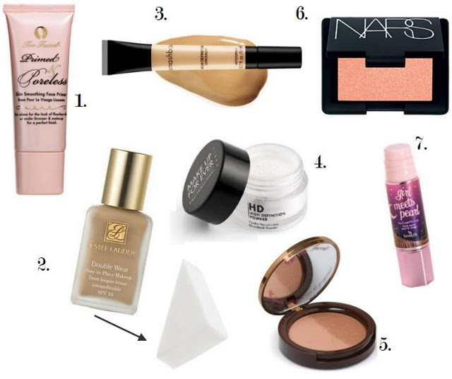 how to make face smooth and flawless