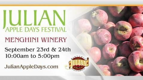 Julian Apple Days featuring pie, cider, juice and more - CBS News 8 - San Diego, CA News Station https://applecidervinegarguide.com/julian-apple-days-featuring-pie-cider-juice-and-more-cbs-news-8-san-diego-ca-news-station/