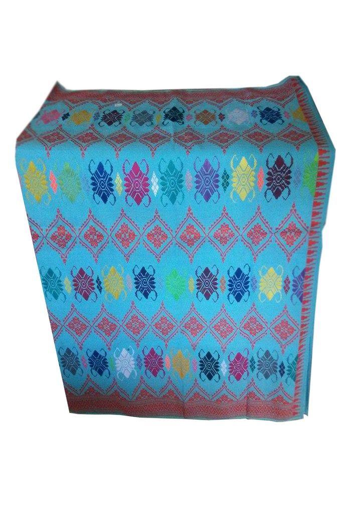 Songket Khas Kerajinan Bali Songket berbahan Rayondan katun. Biasanya kain songket digunakan padaacara formal dan adat. Keunikan dari songket ini memiliki motif Bunga tempo dulu denganwarna yang menarik. Lama pengerjaan satu kain tenun songket berkisar dari satu setenggah bulan sampai tiga bulan. Tergantung kerumitan motif dan model warna yang dipakai. Untuk penggiriman kami menggunakan jasa […]