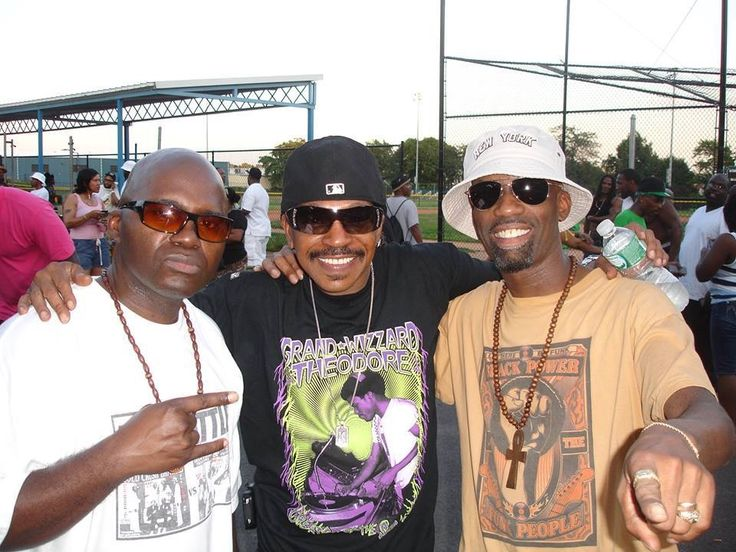 Grand Wizard Theodore,Kevie Kev Rockwell,Eric Jay
