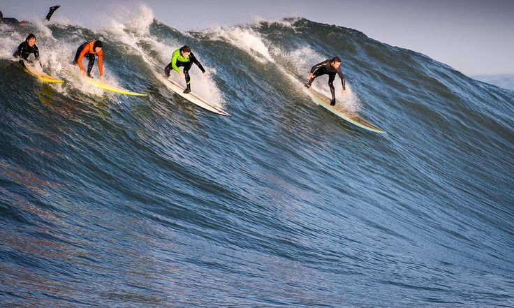 Big-wave surfing competition needs to make way for female riders #waves