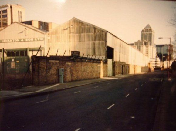 Byng St | Isle of Dogs Heritage & History