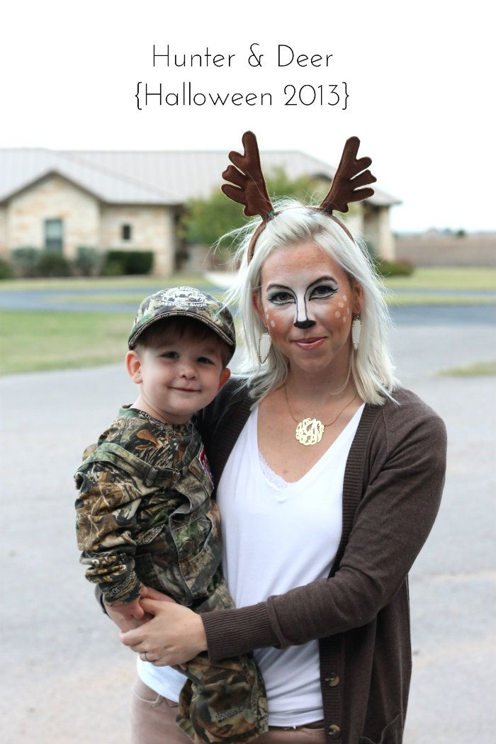 Our First Non-Themed Halloween: Kristen's Family Costume Reveal