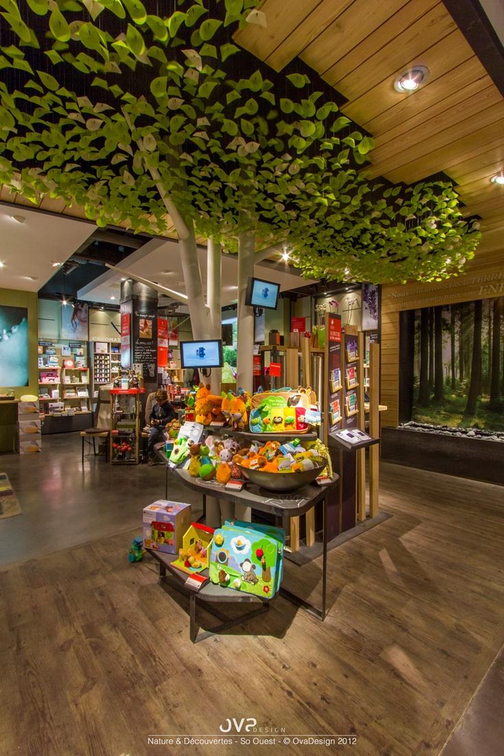 Ciel vegetal : le Nature & Decouvertes de So-Ouest