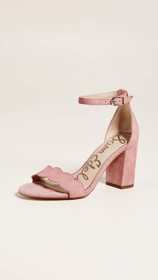 70a184bc3b16 Sam Edelman Odila Pink Sandals
