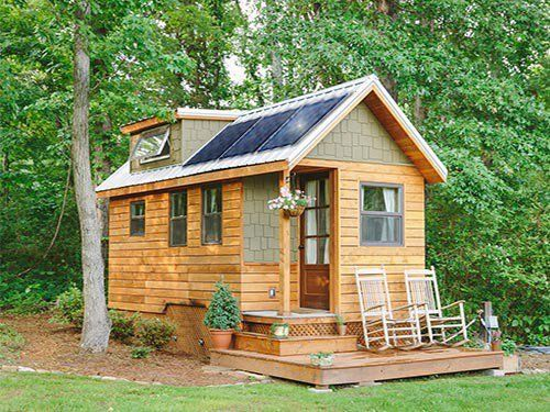 Back to Basics: 4 DIY Outbuildings For Your Off-Grid Home
