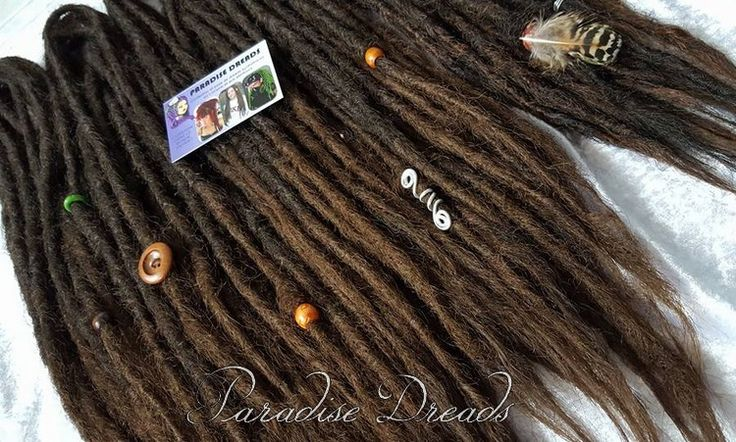 Dreads synthetiques femme root unie
