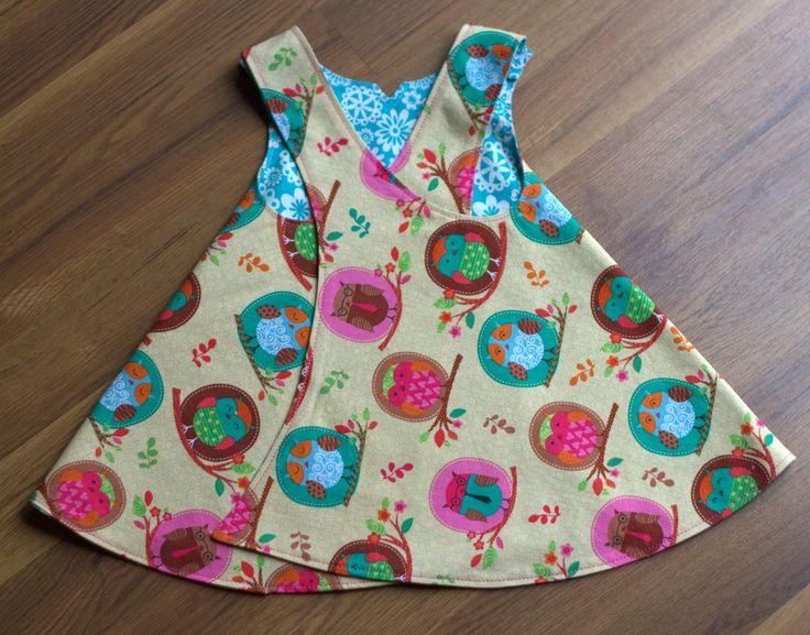 PiePie Designs: DIY Baby Dress: A Aurthi