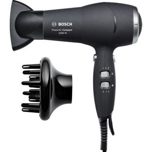 Buy Bosch PHD9940GB Pro-Salon Compact 2200W AC Hair Dryer at Argos.co.uk, visit Argos.co.uk to shop online for Hair dryers
