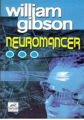 NEUROMANCER-WILLIAM GIBSON