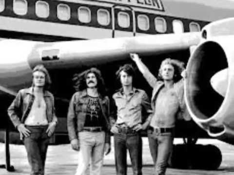 Led Zeppelin - Your Time Is Gonna Come - :) - cannot stop LEDDING it out!