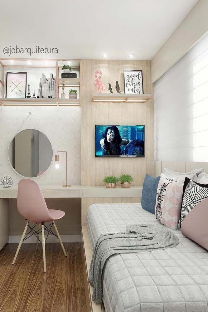 40 Beautiful Teenage Girls Bedroom Designs Girl Bedroom
