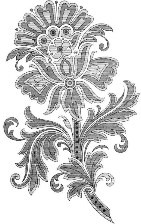 Gallery.ru / Фото #120 - Embroidery II - GWD