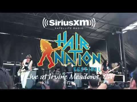 Sirius XM Hair Nation Festival 9/17/16