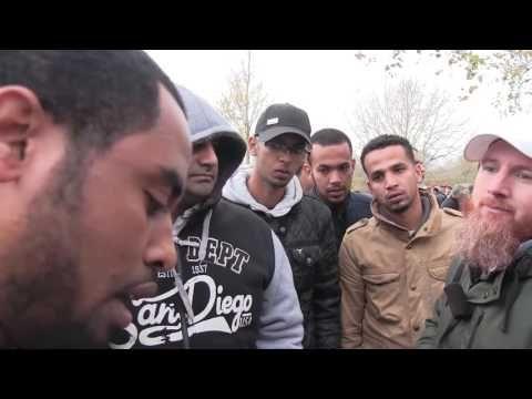 Funny Muslim Christian Debate - Show Me the Gospel of Jesus