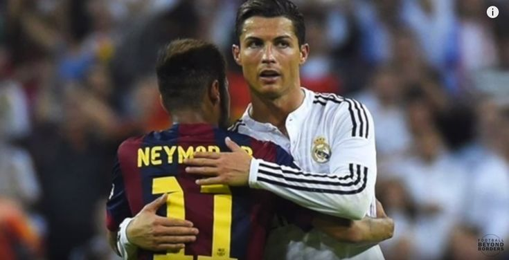 Ballon dOr host Kate Abdo speaks about how kind Cristiano Ronaldo was to Neymar (Video)