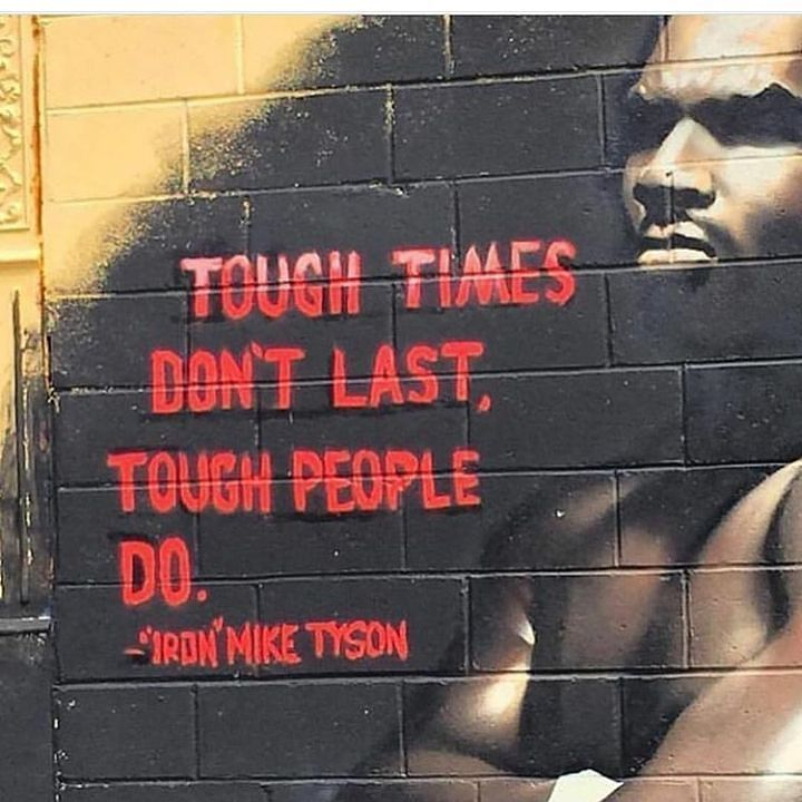 Love this!!!! Double tap if you agree with Iron Mike Tyson!!!!!!!!!!!!!  OUR NEW WEBSITE IS LAUNCHING SOON  Click the link in our bio to enter our SPECIAL LAUNCH COMPETITION!!  Have you entered yet???