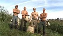 farm kings - Hot Western Pennsylvania Farm Family.  I love their work ethic!
