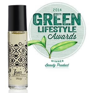 Jua Natural Perfume recognised as a beauty eco-leader | Trilogy