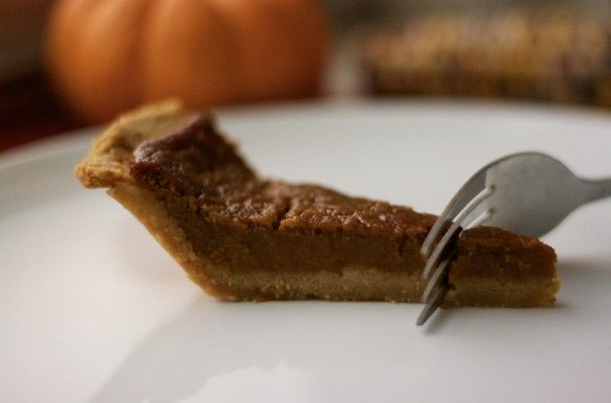 Vegan Pumpkin Pie Recipe Coconut Milk