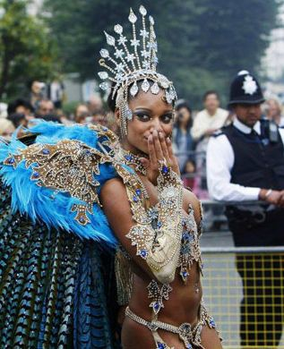 What to wear to Notting Hill Carnival (yes, apart from feathers and sequins!)-> http://theshirtcompanyblog.wordpress.com/2013/08/24/brightest-and-best-notting-hill-carnival/