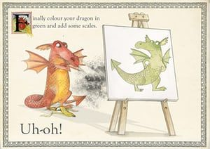 How To Draw Dragons: How To Draw Dragons by Emily Gravett 9