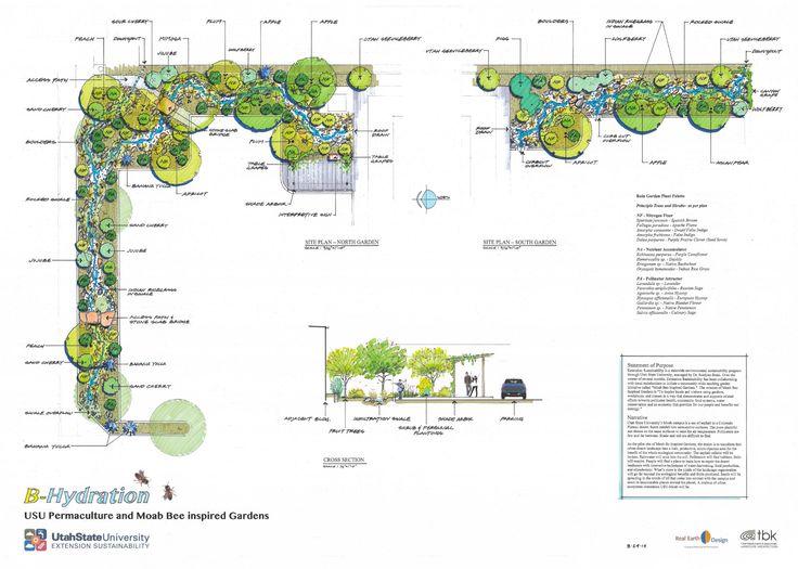 """B-Hydration"" — Utah State University Moab, UT, USA | Real Earth Design"