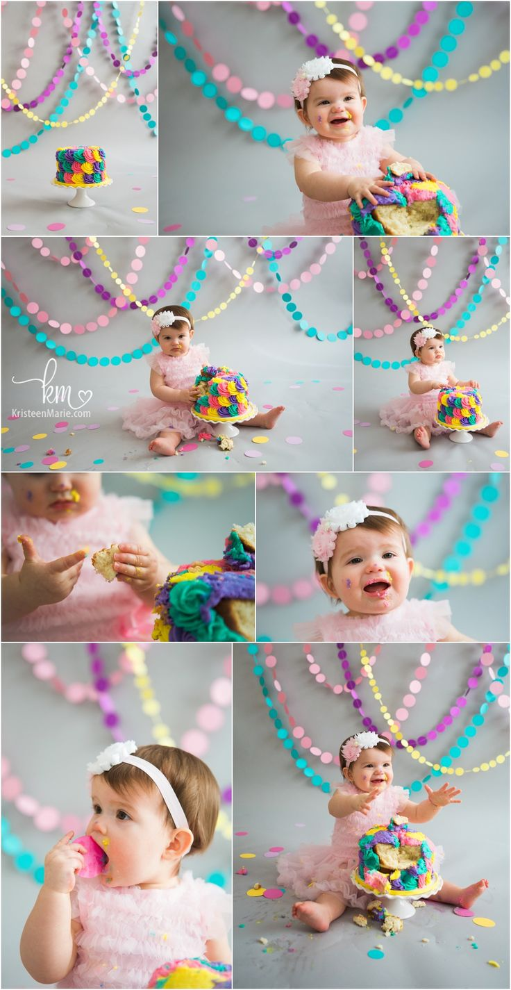 1000+ images about Cake Smash and First Birthday Pictures ...