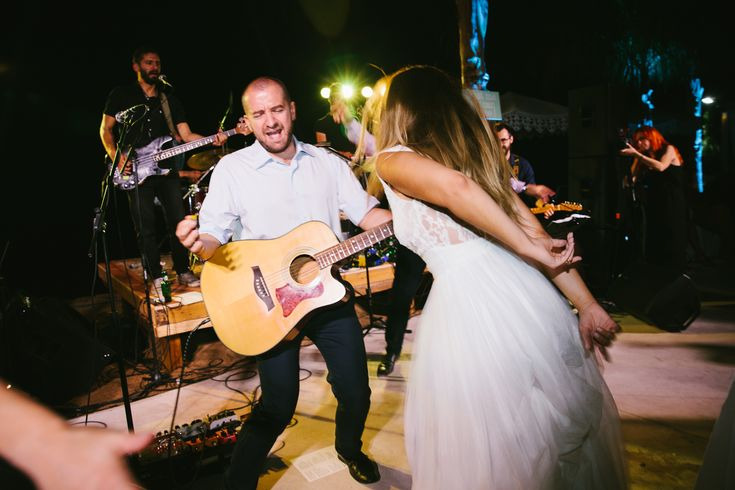 lafete, Syros, wedding concept, live band