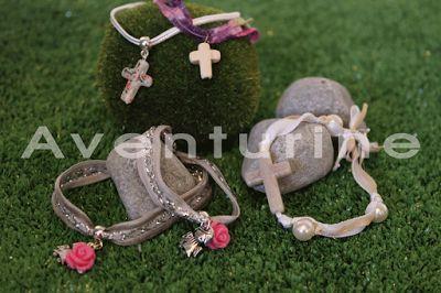 Aventurine, diseño de joyas: Pulseras y Joyas para la Primera Comunion