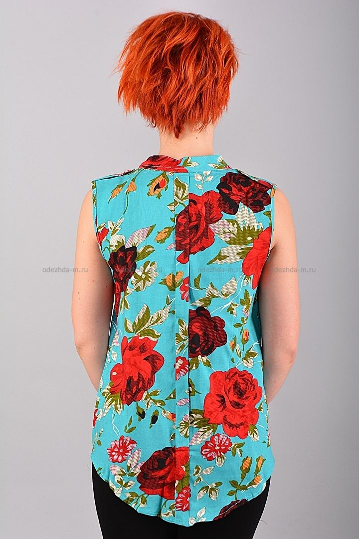 Блузка Б8629  Цена: 280 руб  Размеры: 42-48    Привлекательная блузка без…