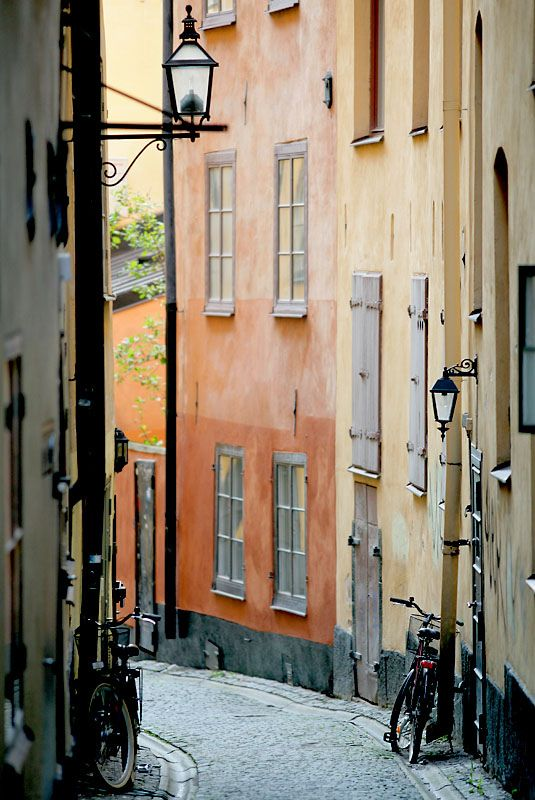 Gamla stan, Stockholm (by Helena Normark)