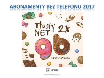 FM MOBILE oferty bez telefonu Tłusty NET
