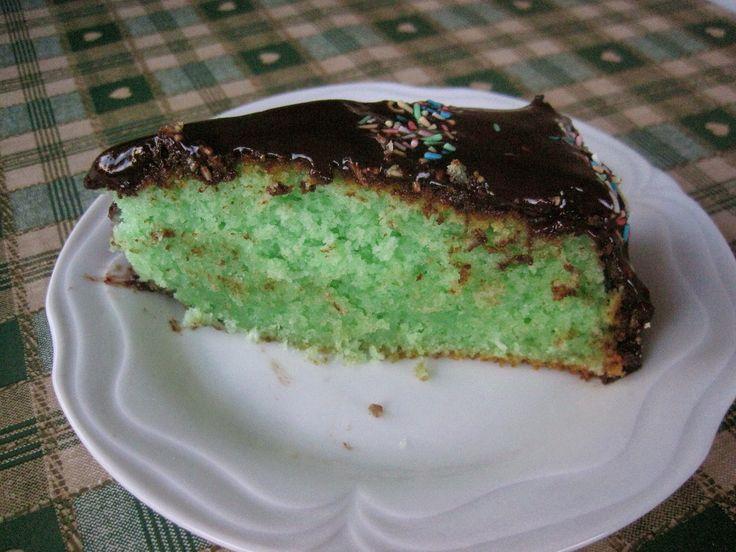 Torta after-eight