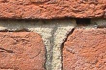 Mortero- Es una mezcla que sirve para pegar ladrillos, piedras y otros materiales de construcción. Los más utilizados suelen ser de cemento.