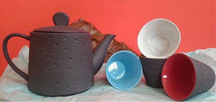 ¿Té de colores o los Colores del Té? Elije bien tu tetera, elije bien tu té en www.lespai.es
