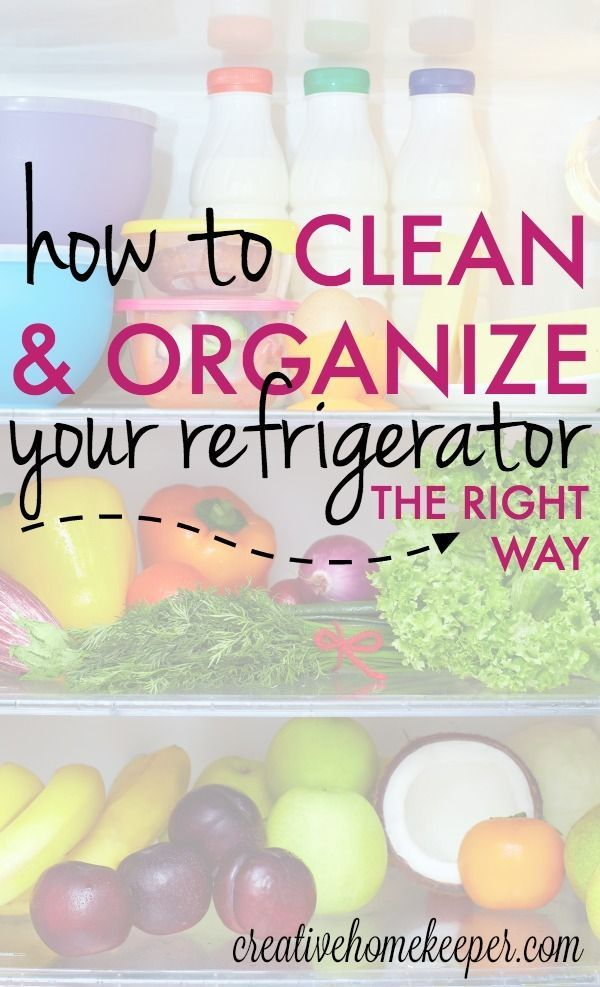 how to clean organize your refrigerator refrigerator cleaning tutorials and deep cleaning. Black Bedroom Furniture Sets. Home Design Ideas