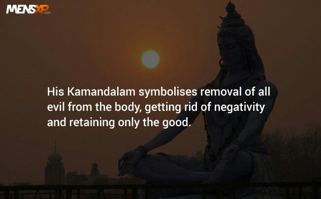 Kamandalam, Meditation, Shiv Fact.