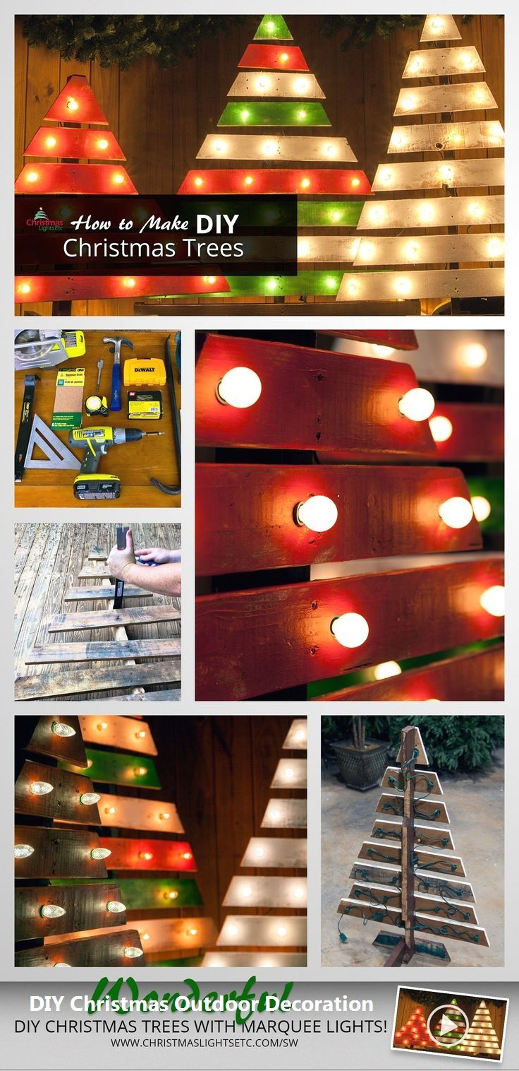 Unique Outside Christmas Lights Outdoor Christmasdecor Outdoor Christmas Diy Diy Christmas Lights Christmas Lights