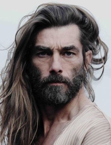 Latest Long Hairstyles For Men Models