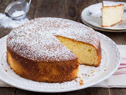 עוגת תפוזים של פעם פרווה (צילום: בני גם זו לטובה ,אוכל טוב)