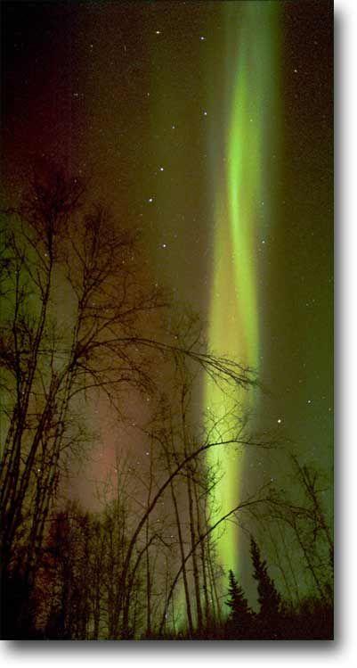 I love living far enough north that I've seen the aurora borealis many times.