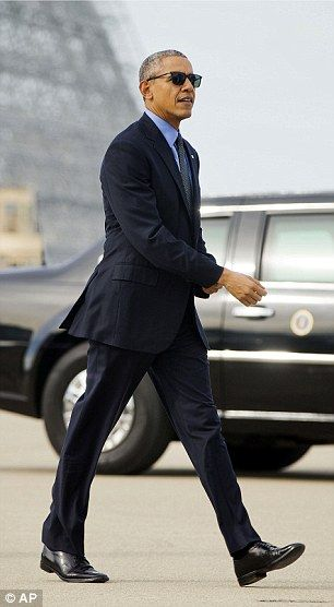 Obama is traveling to Los Angeles to tape an appearance on the Ellen DeGeneres Show and at...