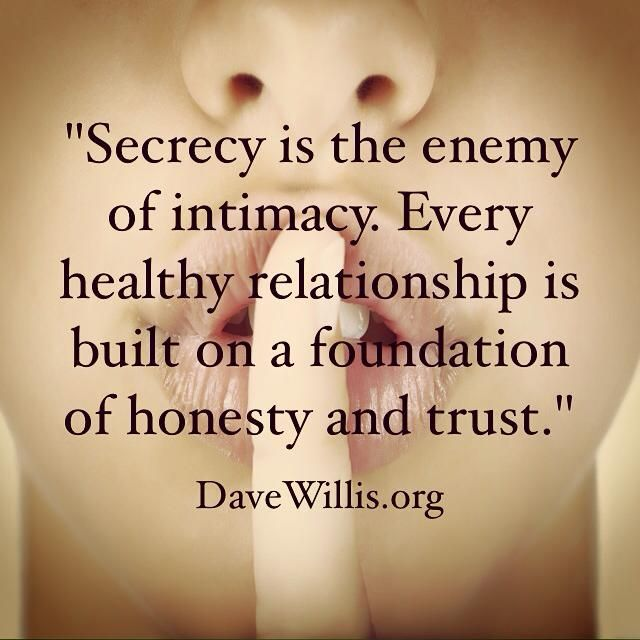 Never let a secret pass your lips unless you expect it to be told. Even the most trustworthy people open their mouths from time to time. #trustnoone